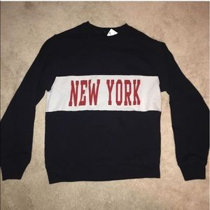 PacSun New York Crew Neck